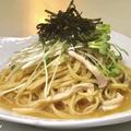 【ズボラ飯】レンジde簡単きのこのバター醤油パスタ!ワンボールレンチン手抜きレシピ♪