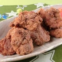 鶏むね肉でスパイシー!ザクザク衣のフライドチキンの作り方