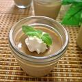 我が家のカフェオレプリン&アイス