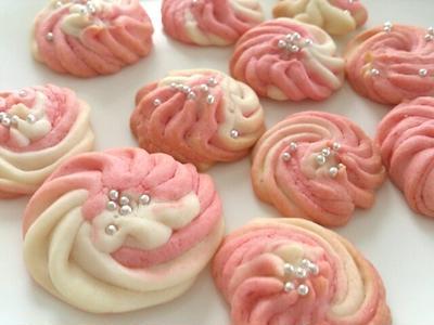 簡単☆かわいい絞り出しクッキー