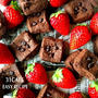 ♡材料4つ♡HMde超簡単♡Wチョコレートクッキー♡【バター不要*バレンタイン*お菓子】