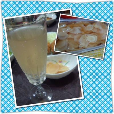 新生姜の甘酢漬&手作りジンジャーエール(レシピ付)