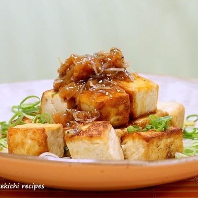 豆腐の「和風コロコロステーキ」&やっぱり「がっつりサーロインステーキ」