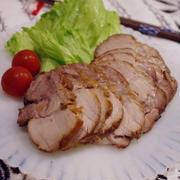 時短レシピの煮豚です!