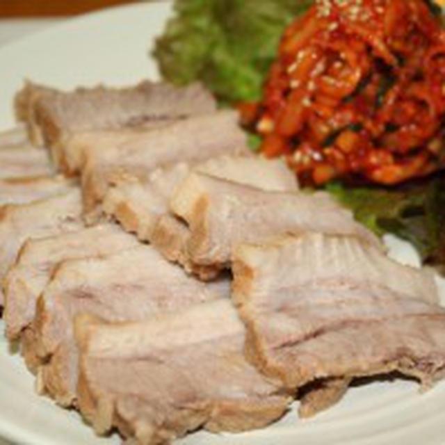 外食でも出前でも韓国の人気食ーーボッサム