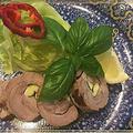 モニター商品塩麹で豚ヒレ肉のズッキーニ巻き