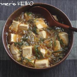 お肉なしでも満足の味♪「豆腐×ねぎ」の節約レシピ