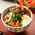 焼き肉のたれでガッツリ牛めし 〜SCOOOP!9月号~