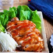 これは使える!「鶏肉の中華風煮物」がごはんに合います♪