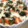 野菜のタンドリーグラタン