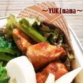鮪のオーロラ煮風 by YUKImamaさん