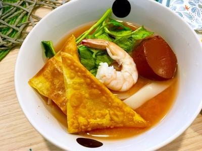 レシピ☆イエンタフォー(エンタフォー)紅腐乳のラーメン