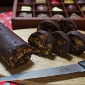 恋する濃厚チョコサラミ