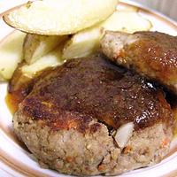 おからハンバーグを日本食研の「ハンバーグ作り」で作る!
