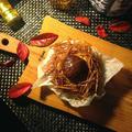 栗パン。 by mosnogohanさん