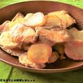 簡単★鮭とじゃが芋のバター醤油ソテー