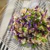 豆腐のマスタード白和え和風サラダ