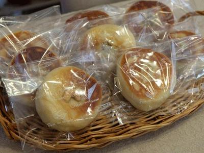 >10月のおうち*Bakery 始まりました。 ~おやきパン~ by misaさん