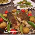 鰆と新じゃがのオーブン焼き〜ハーブ風味 by シュリンピさん