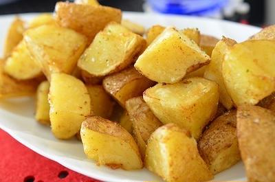 <クックパッド話題のレシピ>簡単!低温から素揚げ究極のフライドポテト