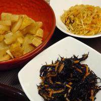 【うちレシピ】炒めて時短★大根と高野豆腐の含め煮