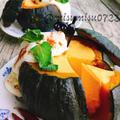 丸ごと南瓜のヨーグルト入りゼラチンプリン by Misuzuさん