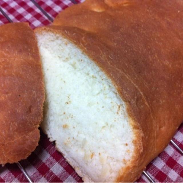 ルクエで、ミルクパン作りました
