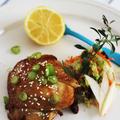 世界チキン発見Vol.4 ~ご飯がすすむAsian BBQ CHICKEN