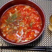 大地の滋味!『トマトラーメン』太陽の恵み☆簡単レシピで味覚を堪能