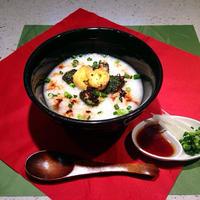 ホタテの中華粥