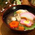 おうちでgoto/広島風お雑煮 by filleさん