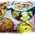 私のお袋の味(シーチキンご飯)の日の夕飯メニュー