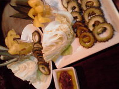 塩分とコクで野菜バクバク★アンチョビソース 《包丁を使わない料理》