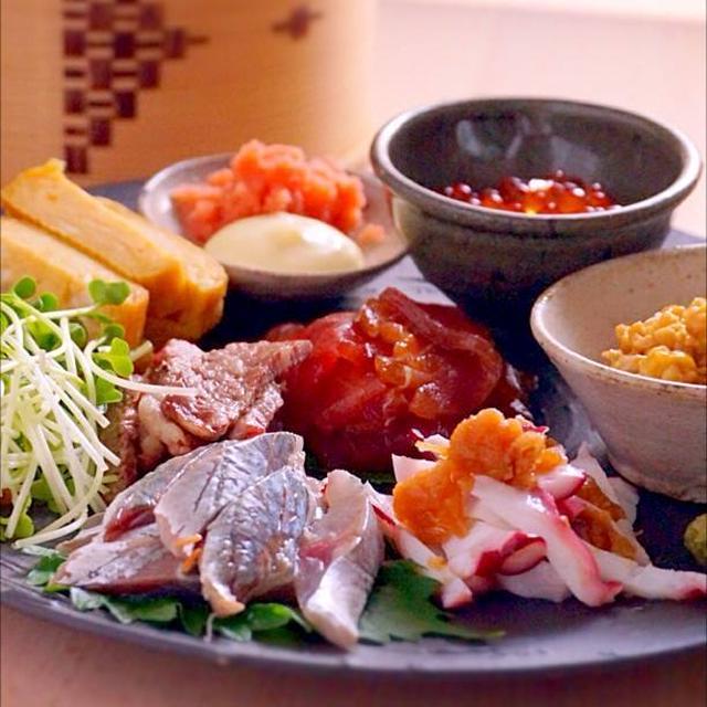 手巻き寿司用、ツヤツヤ酢飯のつくり方