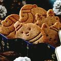今年のクリスマスクッキー♪
