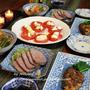 ◆ブリの醤油麹焼きと忘れられたローストビーフ~ゆるやか糖質制限中♪