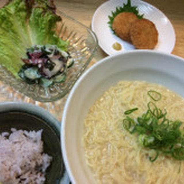 《モニター》マルちゃん正麺 豚骨味