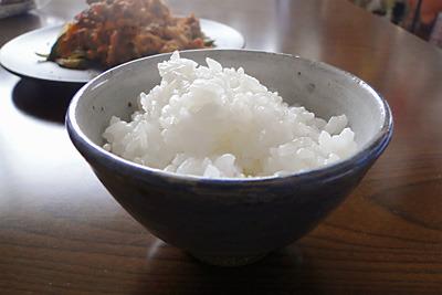 富山県産てんたかくご飯