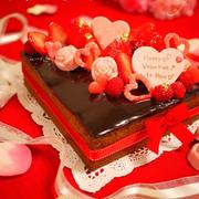 バレンタイン☆本命の彼に作りたい♪*チョコレートムースケーキ*