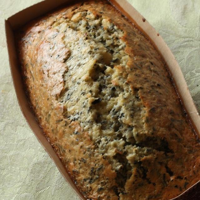 ルピシアの茶葉の パウンドケーキ