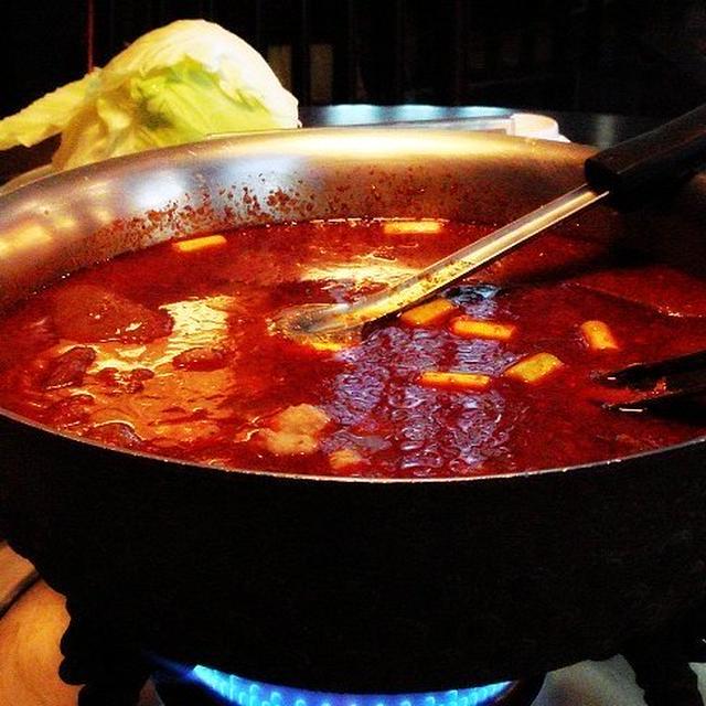 麻辣火鍋 (2)│台湾激辛鍋 (2)