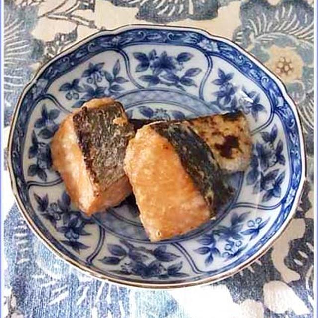 秋鮭の塩酒麹焼き