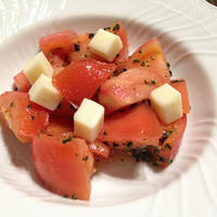 さっぱりトマト美味~♪