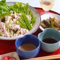 冷しゃぶの季節☆おいしく食べるコツ☆ゴマみそだれ by P子さん