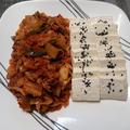 トゥブキムチ(豆腐キムチ)