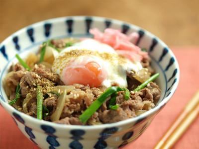 牛丼 & フルブラin九州