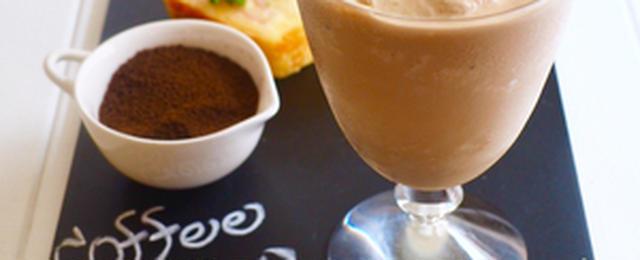 バニラアイスでカフェ気分♪夏にぴったりの飲むスイーツレシピ