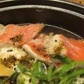 【旨魚料理】キンメ鍋焼きうどん