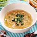 【玉ねぎ丸ごと消費】ツナと玉ねぎのめんつゆスープ|レシピ・作り方