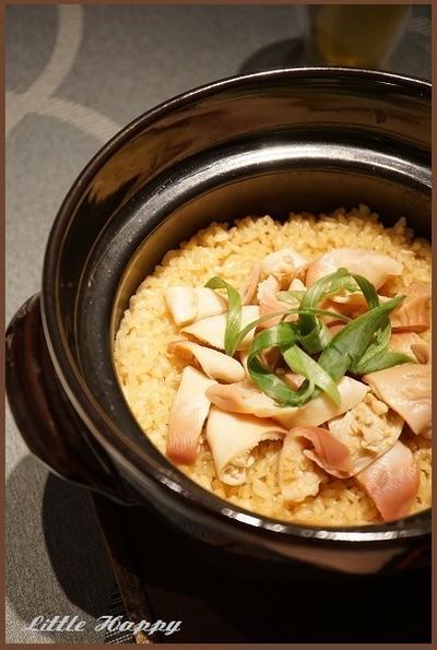 お鍋で作るほっきご飯(レシピ)